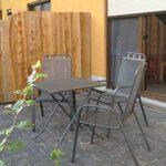 Ferienwohnung Laubfrosch: Terrasse