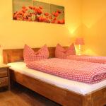 Ferienwohnung Hahn & Huhn: Doppelzimmer