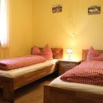 Ferienwohnung Hahn & Huhn: Zweibettzimmer