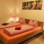 Ferienwohnung Laubfrosch: Schlafzimmer