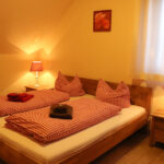 Ferienwohnung Libelle: Doppelzimmer