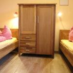 Ferienwohnung Libelle: Zweibettzimmer