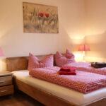 Ferienwohnung Waschbär: Doppelzimmer