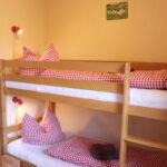 Ferienwohnung Wildkatze: Kinderschlafzimmer
